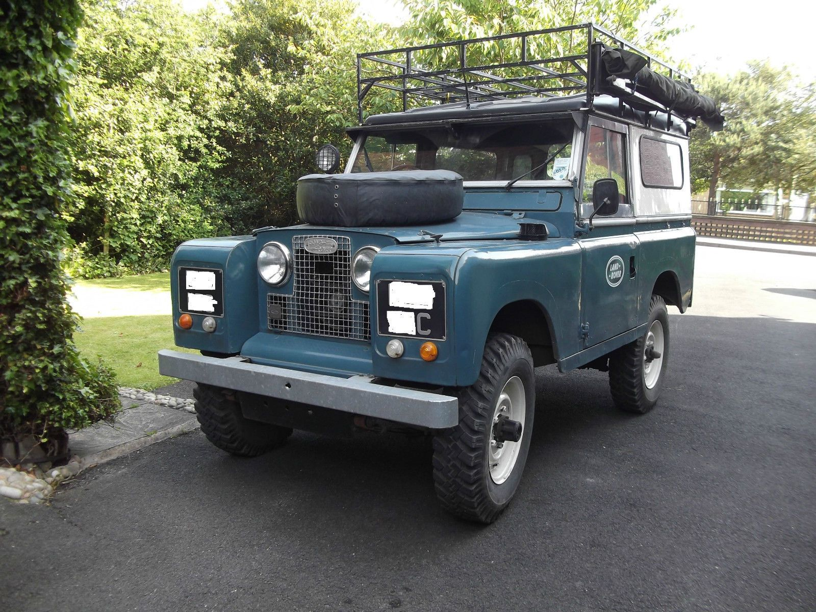 Landrover Defender Land Rover Series 2A SWB 1965 Tax Free
