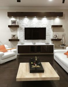 diy entertainment center ideas and designs for your new home also rh pinterest