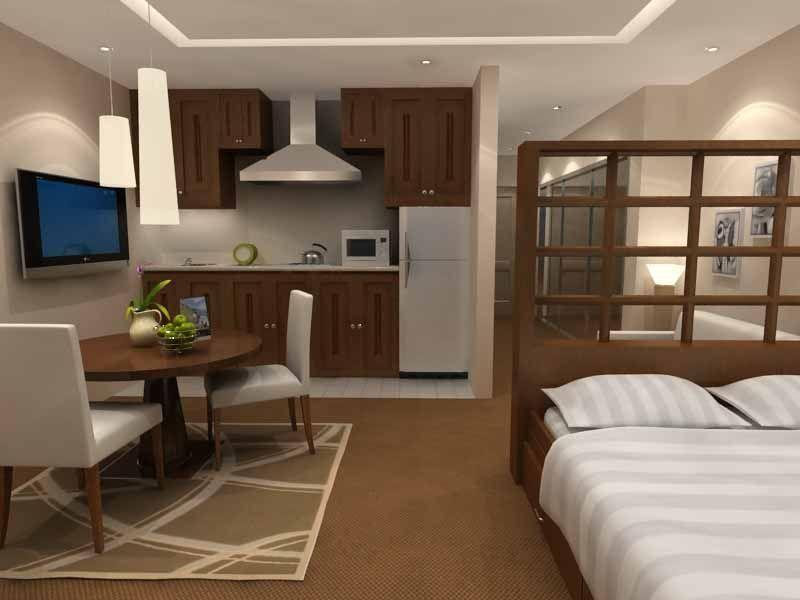 Great Apartment Interior Design Inspiration Small Studio