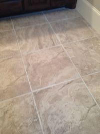 Porcelain tile, but similar to travertine | New House ...