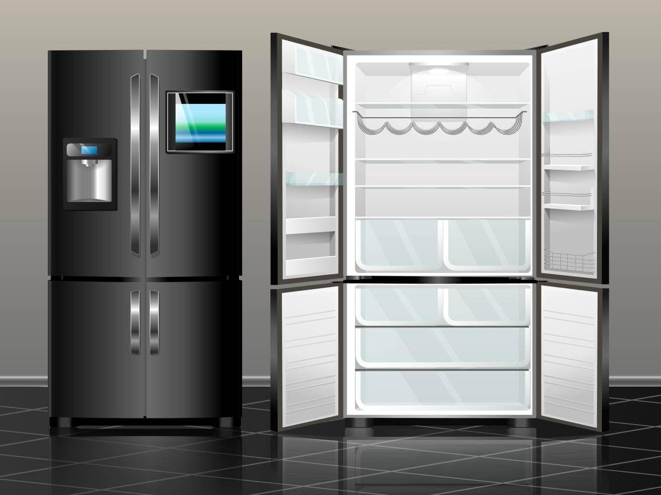 Side By Side Kühlschrank Breite : Side by side kühlschrank kleine breite kühlschrank breite