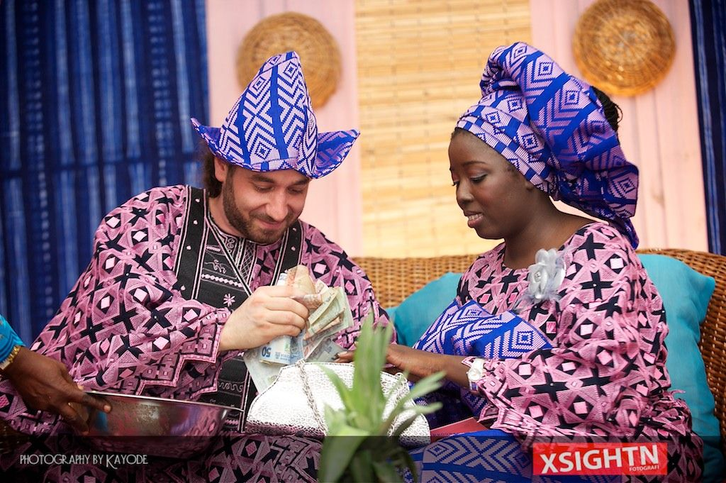 Nigerian Wedding Pictures 201131