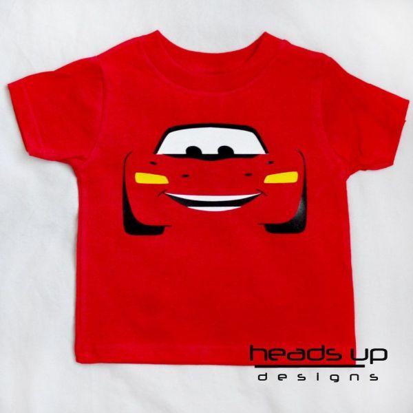 Disney Cars Lightning McQueen Shirt