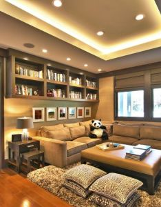 Contemporary family room by urban colony also decor pinterest rh