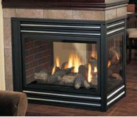 two sided electric fireplace | ... -BF392SD-39-Inch-2 ...