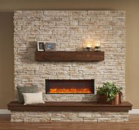 Gallery Collection Built-In Linear Electric Fireplace ...