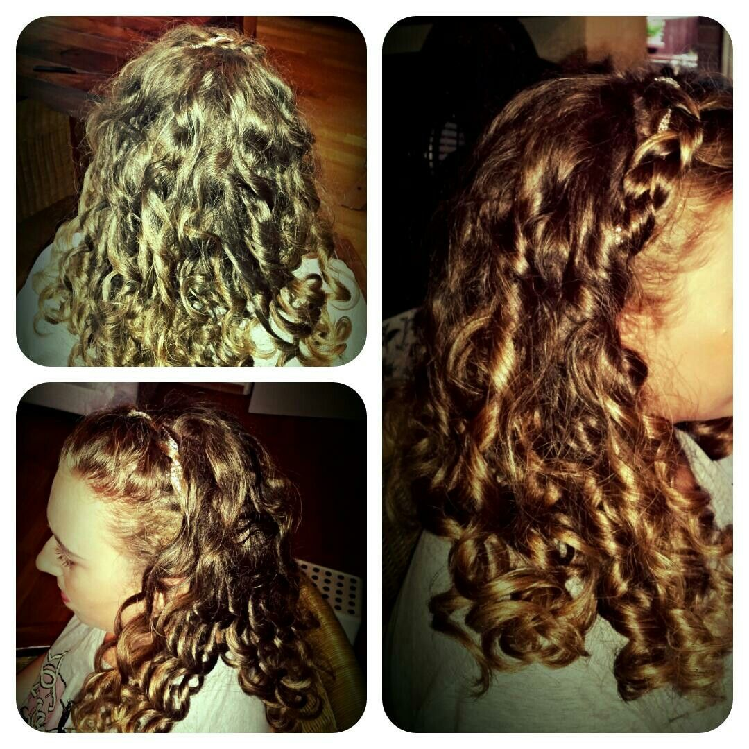 Frisur Für Die Abschlussfeier Frisuren Und Make Up Pinterest