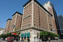 Millennium Biltmore Hotel #losangeles Los Angeles
