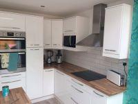 White gloss kitchen ikea   Home   Pinterest   White gloss ...