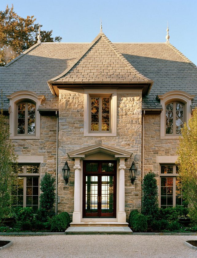 French Homes Exterior French Homes Exterior Ideas French Homes