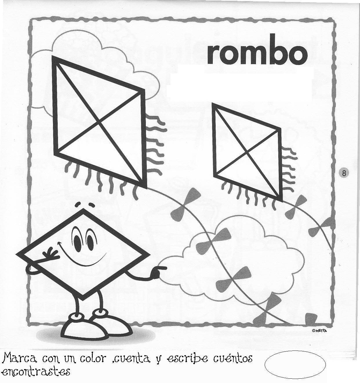 Fichas figuras geometricas