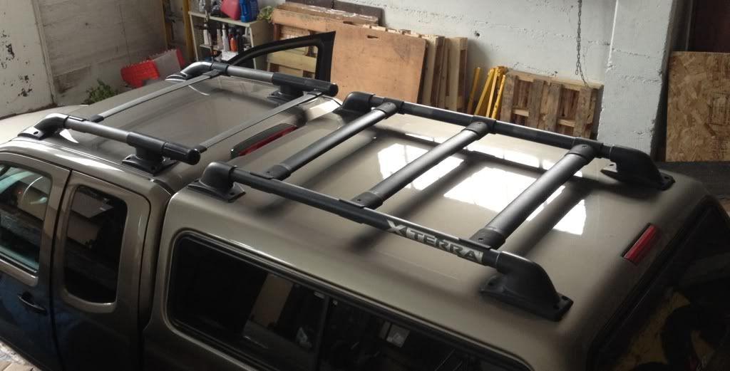 Thule Roof Rack For Truck Cap. GMC Yukon Denali XL Thule
