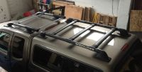 Thule Roof Rack For Truck Cap. GMC Yukon Denali XL Thule