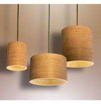 Ply Tube 232 Timber Pendant , Lighting - Indoor Lighting ...