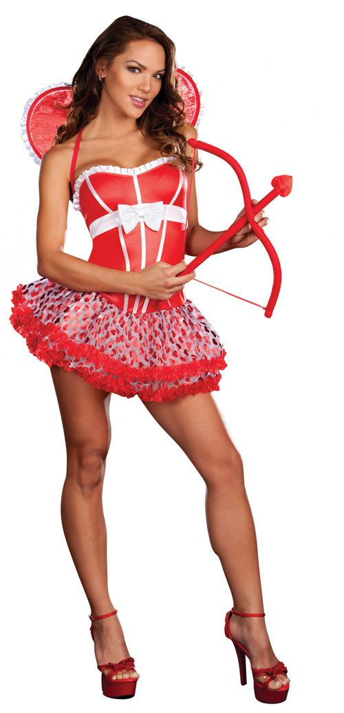 Cupid Valentines Day Outfits