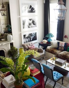 Http williamwaldron portfolios interiors tiger printdecor ideas decorating ideasinterior also using colour rh pinterest