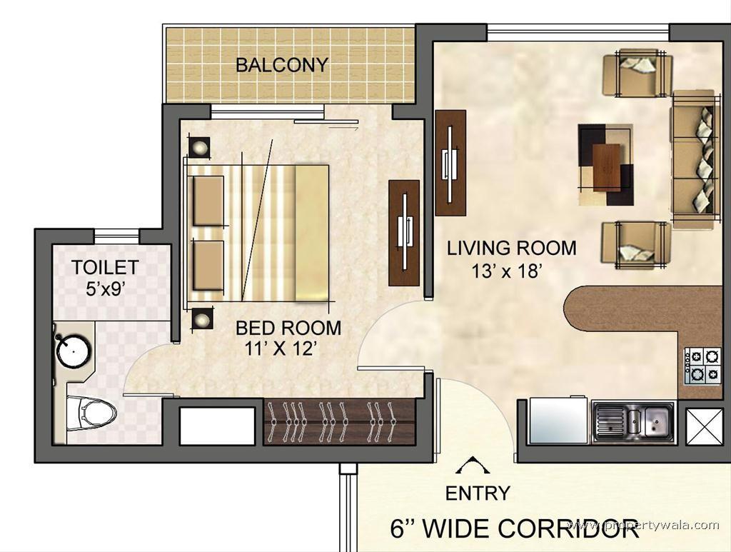 Apartments: 2013 Best Studio Apartment Layouts Floor Plans