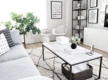 Sources for Everything in My Living Room | West elm rug ...