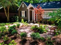 Garden and Patio, DIY Front Yard Landscaping Ideas For ...