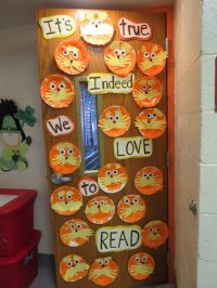 Door Decorating Ideas for Read Across America Week | dr ...