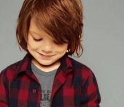 little boys haircuts long and layered
