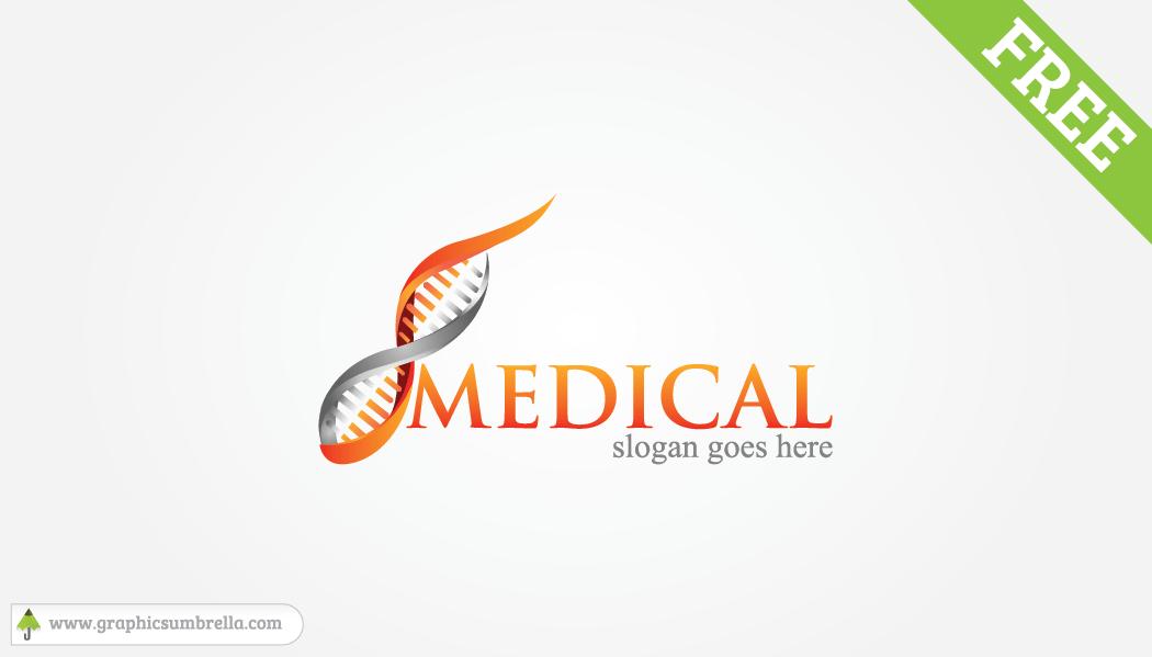 Medical Logo Design Free Vector Download   GraphicsUmbrella  Pinterest  Medical logo and Logos