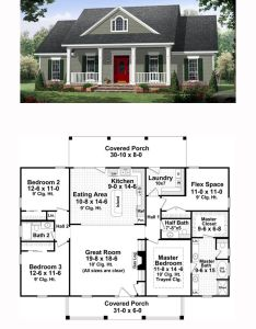 Traditional house plan total living area sq ft bedrooms and bathrooms the great room has gas logs as well built in cabinets also rh no pinterest
