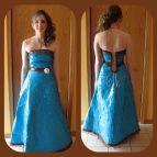 Duct Tape Prom Dress