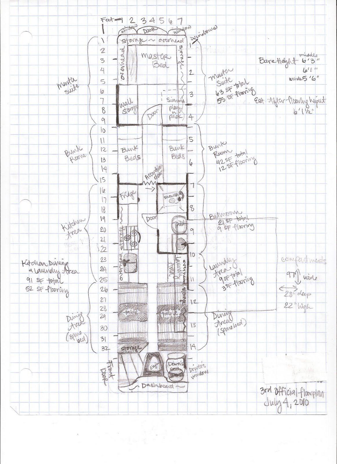 Step 5 Floor Plans Amp Interior Design