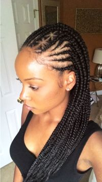 Box Braids, cornrows, hair, natural hair | Hair ...