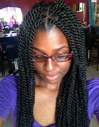 Marley Twists For Black Women Marley Twists Braids Pictures