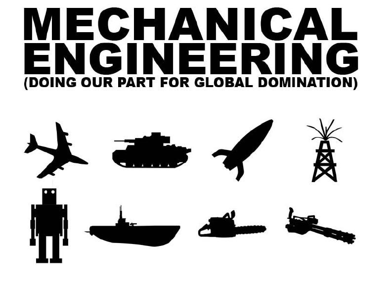 Chemical Engineering Versus Mechanical Engineering Forum