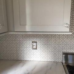 Kitchen Floor Tiles Home Depot Flooring Merola Tile Palace White 11-3/4 In. X 5 Mm ...
