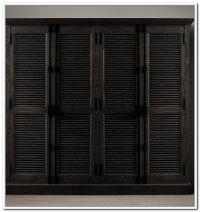shutter wardrobe doors - Google Search | Closets ...