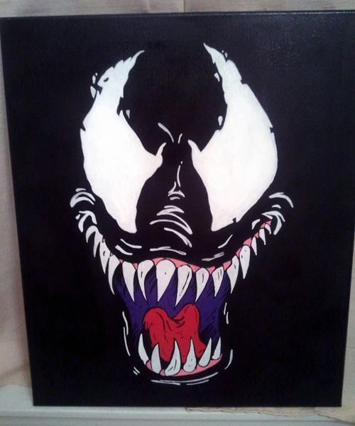 Cool Spray Painting Simple Stencils