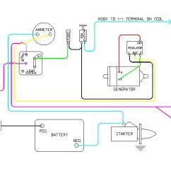 1951 Farmall M Wiring Diagram Sony Cdx M610 Lu Sprachentogo De U2022ihc Alternator Install On A