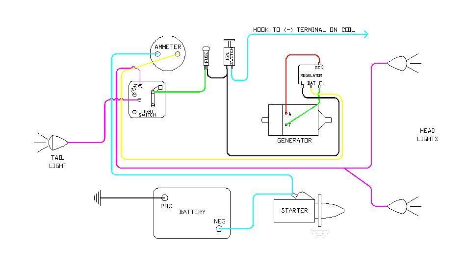 1951 farmall m wiring diagram active guitar pickup diagrams lu sprachentogo de u2022ihc alternator install on a