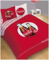 Coca-Cola Bedroom - Duvet, Shams and Sheets - Cool | Coca ...