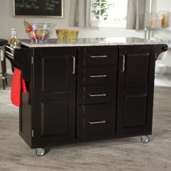 Kitchen Island Wheels Granite On I Want This But Wider And In