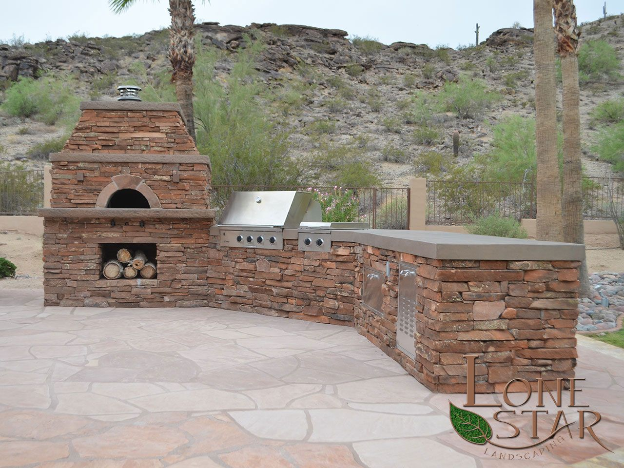 outdoor kitchen pizza oven design pendant lights for island backyard pinterest