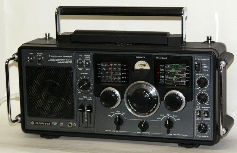 Shortwave Mk414 Designed Receiver
