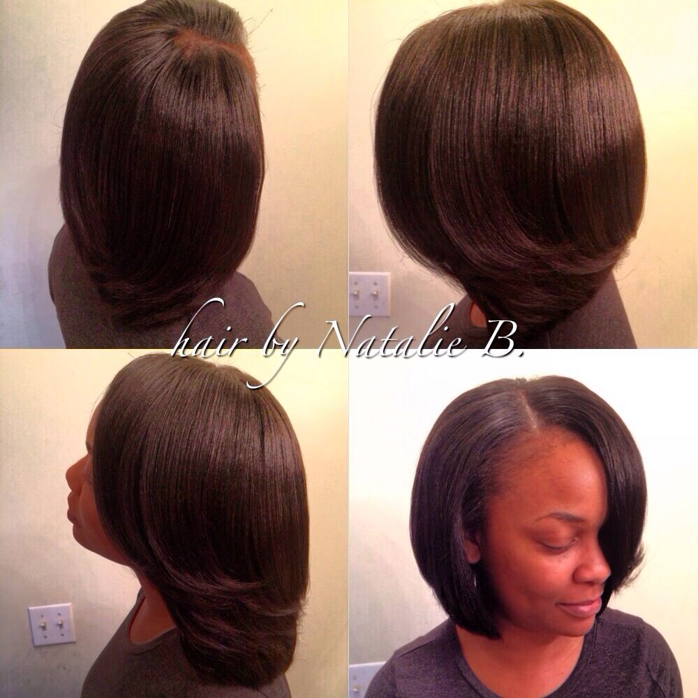 FLAWLESS SEW IN HAIR WEAVES By Natalie B Call Or Text Me At