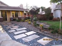 Low Maintenance backyard on Pinterest