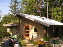 Eco-homes Tour And Symposium Straw Bales Green Roofs
