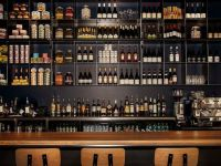 back bar storage / design | Cafe | Pinterest | Storage ...