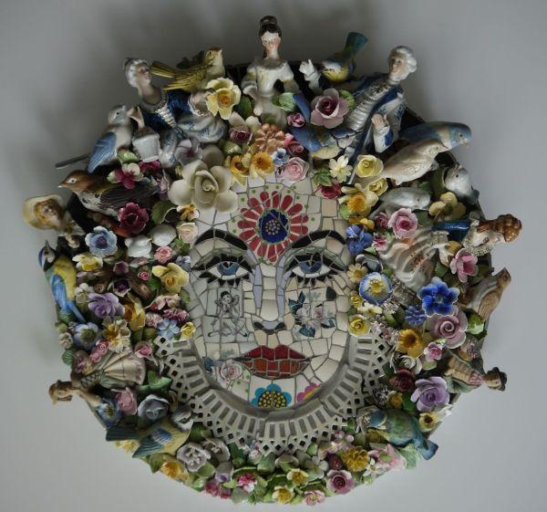 Susan Elliott - Works Mosaic Mosaics