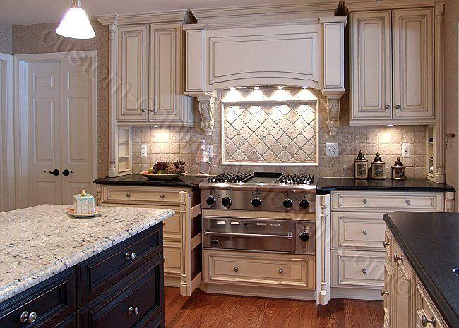 Kitchen Must Haves Glazed Cabinets Glaze