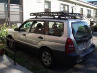 Subaru forester | yaaaa | Pinterest | Roof rack, Subaru ...