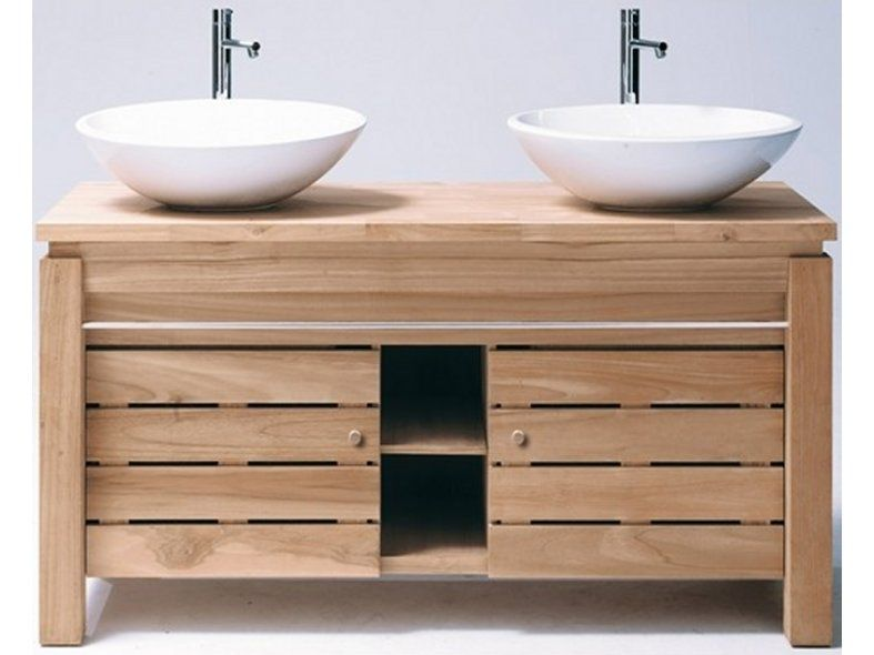 artline teak bathroom furniture - designcurial | badkamer