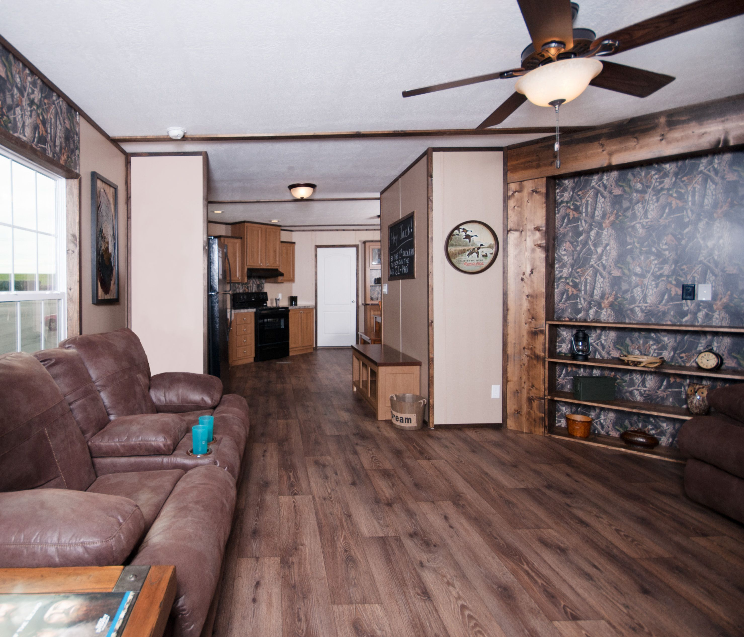 Clayton Mobile Homes Inside